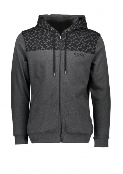 Hugo Boss Contemp Jacket - Medium Grey