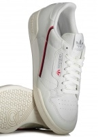 Adidas Originals Footwear Continental 80 - Off White