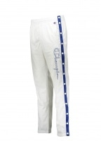 Champion Contrast Popper Track Pants - White
