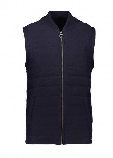 Barbour Copeland Gilet - Navy