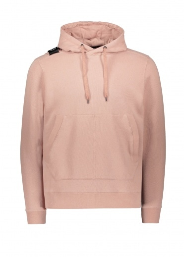 MA.STRUM Core Overhead Hoody - Flesh