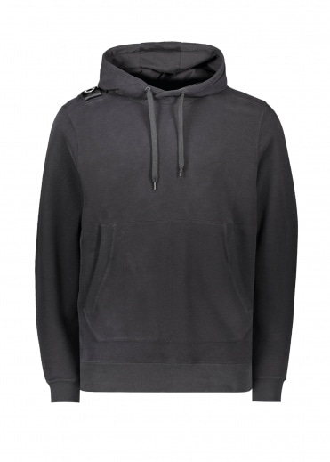 MA.STRUM Core Overhead Hoody - Jet Black