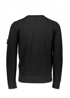 Cotton Crew Knit - Black