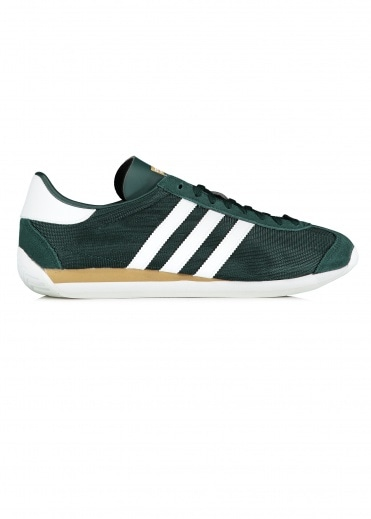 adidas Originals Footwear Country Trainers - Collegiate Green