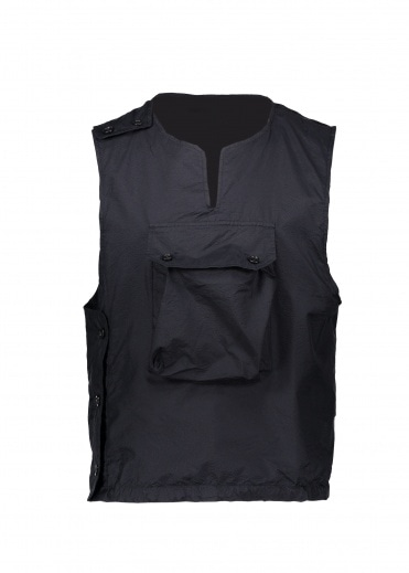 Engineered Garments Cover Vest - Dark Navy