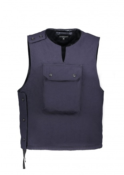 Engineered Garments Cover Vest Uniform - Dark Navy