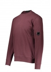 C.P. Company Crew Sweater 593 - Bitter Chocolate