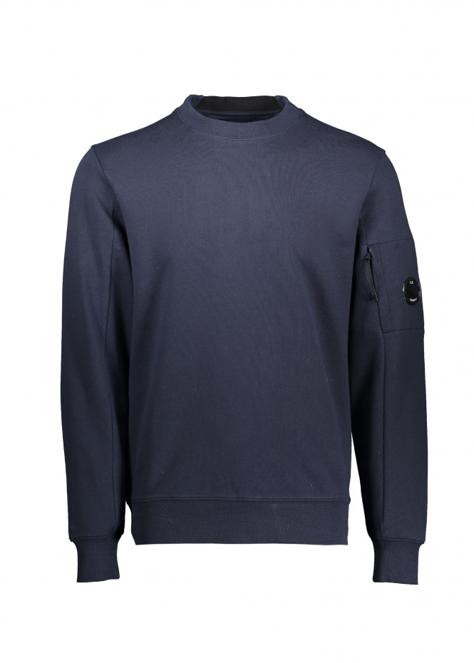 C.P. Company Crew Sweater 888 - Total Eclipse