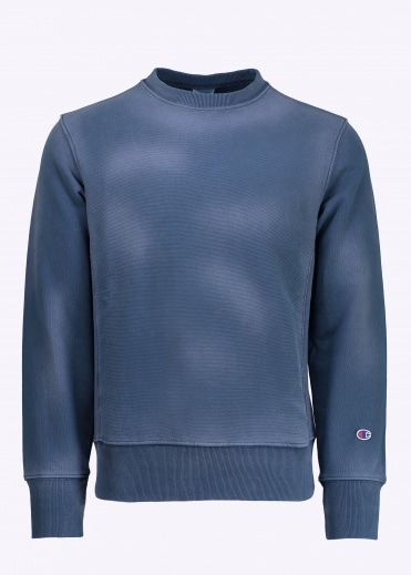 Champion Crewneck Sweatshirt - Navy