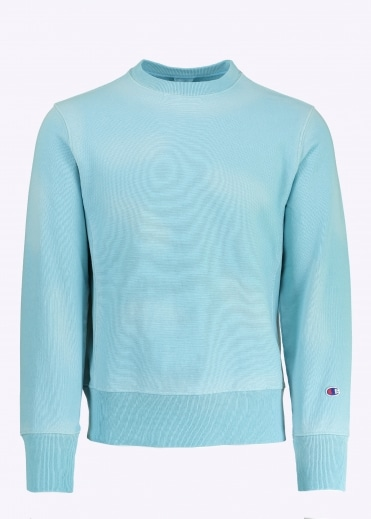 Champion Crewneck Sweatshirt - Pearl Blue