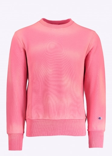 Champion Crewneck Sweatshirt - Pink