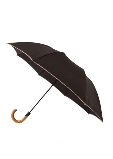Paul Smith Crook Trim Umbrella - Multi