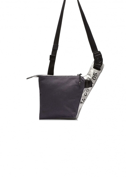 Crossbody Bag - Grid Iron