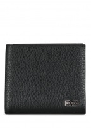 Crosstown Card Wallet 8 CC - Black