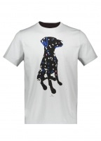Paul Smith Dalmation Tee - Light Blue