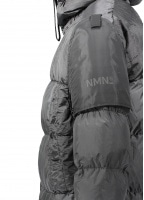 Darco Down Jacket - Charcoal