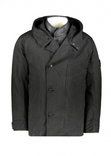 Stone Island David TC with Lining - Black