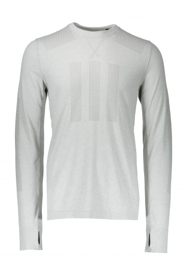 Adidas Originals Apparel Day One Base Layer Tee Grey XL