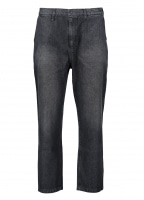 Manastash Denim Baggy Pants II - Black
