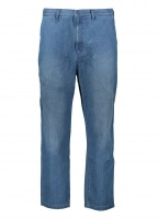 Manastash Denim Baggy Pants II - Indigo