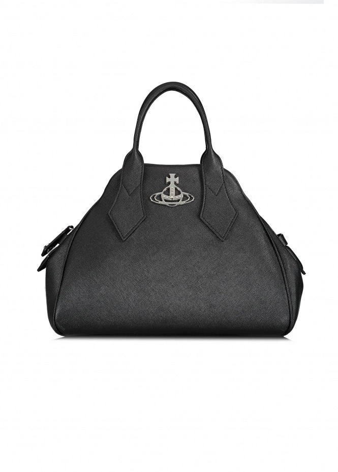 Derby Medium Yasmine Bag - Black