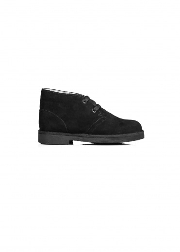 Clarks Originals Desert Boot Child - Black