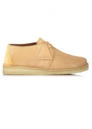 Clarks Originals Desert Trek - Light Tan