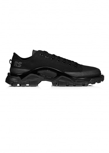 Adidas Originals X Raf Simons Detroit Runner - Black