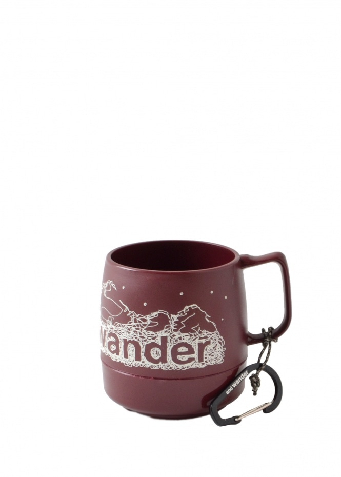 And Wander Dinex Mug - Purple