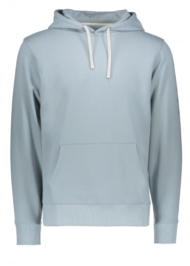 Saturdays NYC Ditch Stacked 09 Hoodie - Stone Blue