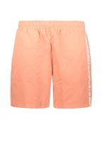Dolphin Shorts 631 - Light Pastel Red