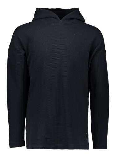 Adidas by Wings+Horns Double Waffle Knit Pullover - Black