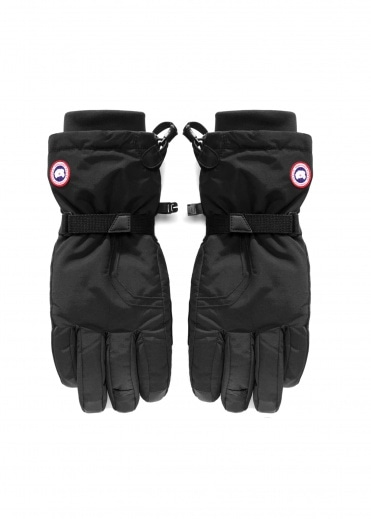Canada Goose Down Gloves - Black