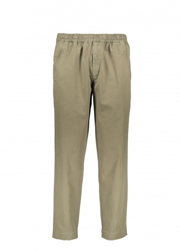 Folk Drawcord Assembly Pants - Olive