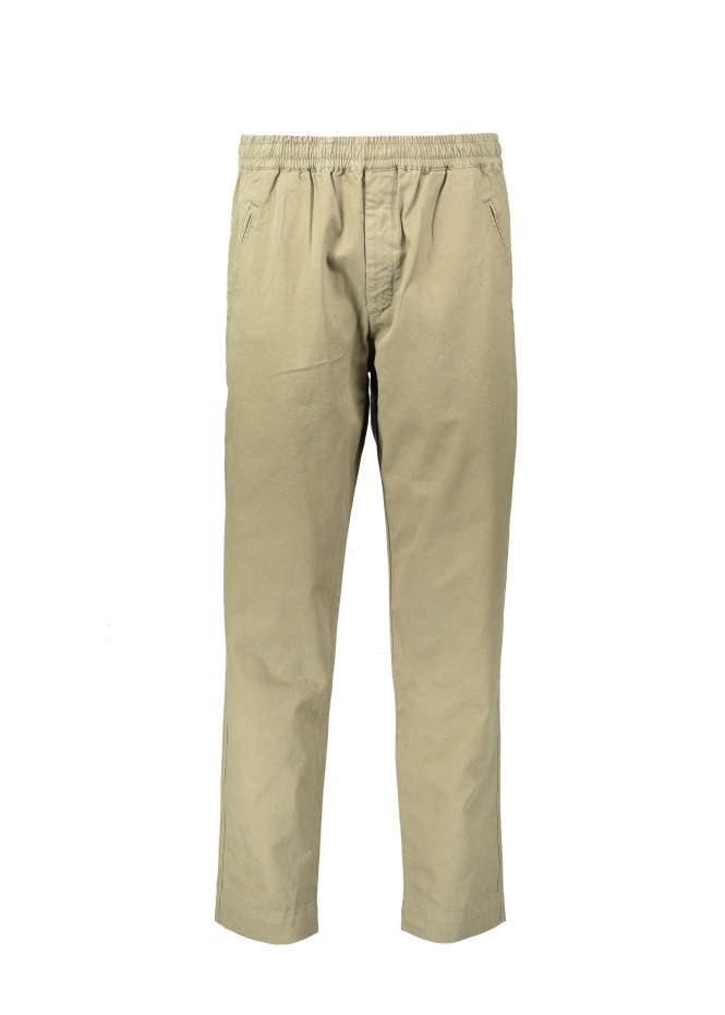 Drawstring Assembly Pant - Olive