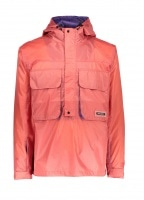 Drift Pullover Jacket Pink S