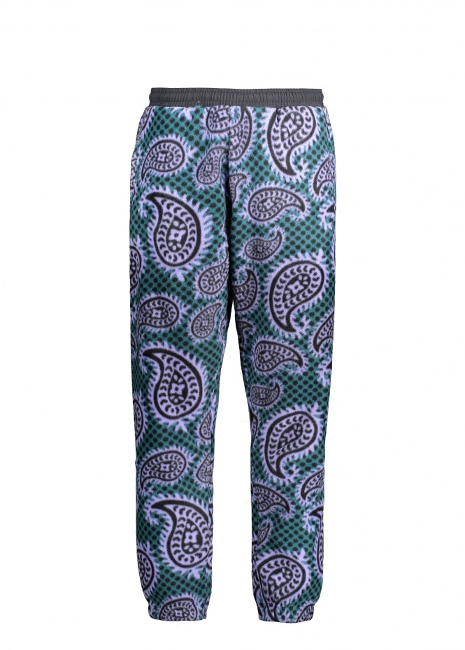 Easy Eisley Pants - Paisley Teal