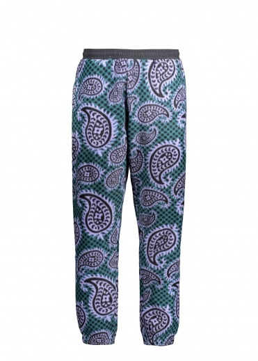 Obey Easy Eisley Pants - Paisley Teal