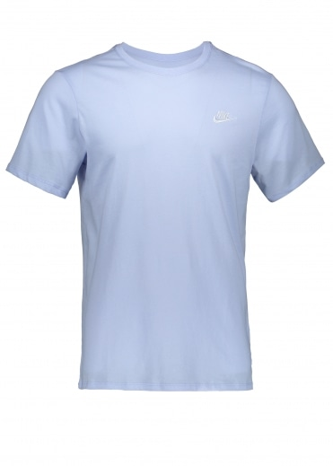 Nike Apparel Embroidered T-Shirt - Palest Purple