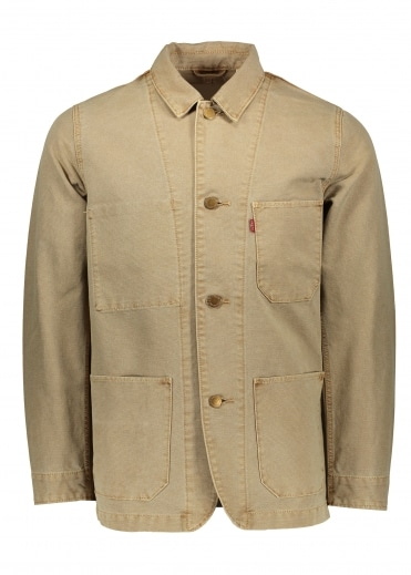 Levi's Red Tab Engineers Coat 2.0 - Harvest Gold