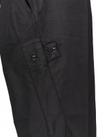 Enzynme Treated Pant - Black