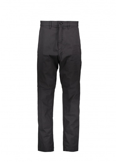 Stone Island Shadow Project Enzynme Treated Pant - Black