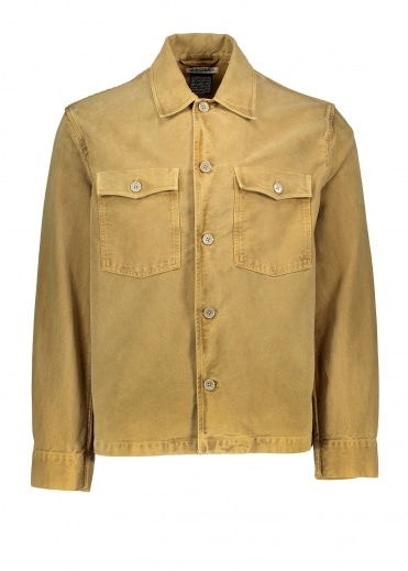 Our Legacy Evening Coach Jacket - Camel