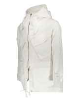 Expedition Half Coat - Oxford White