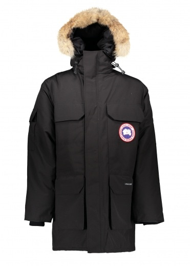 Canada Goose Expedition Parka RF - Black