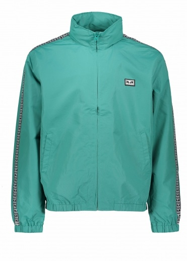 Obey Eyes Jacket Dusty - Teal