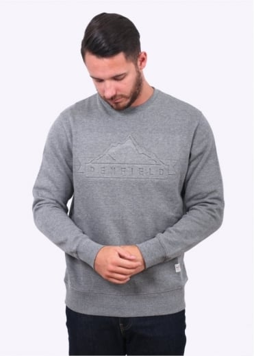 Penfield Farley Sweat - Grey