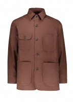 Farmer Jacket - Brown