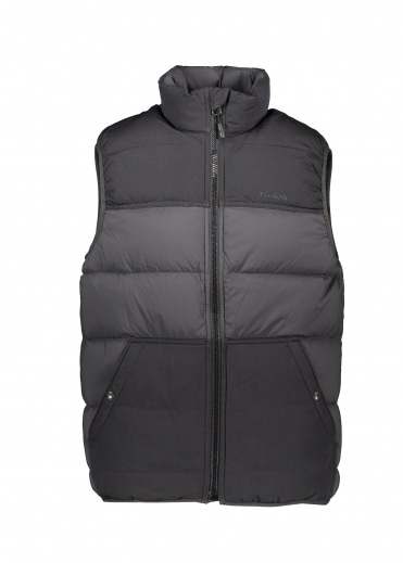 Filson Featherweight Down Vest Faded Black