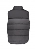 Featherweight Down Vest Faded Black